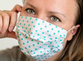 Efficiëntie van stoffen mondmaskers