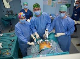 AZ Groeninge blinkt uit in leveroperaties