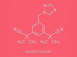 Survie globale avec la combinaison fulvestrant-anastrozole dans le cancer du sein métastatique