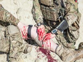 Un nouveau certificat en chirurgie humanitaire pour soigner les blessures de guerre