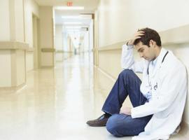 Al 30% artsen in opleiding met burn-outrisico's