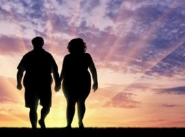 Een verhoogd risico op cardiovasculaire aandoeningen door enkel obesitas