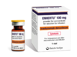La commercialisation du nouveau traitement ENHERTU®