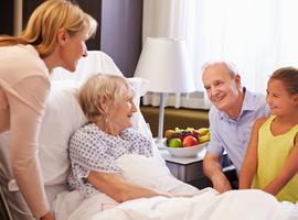 Hôpital d'Arlon: un lieu de ressourcement pour les familles