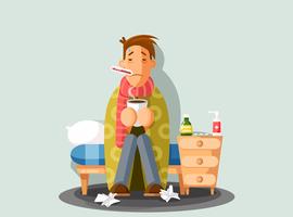 Les cas de grippe en hausse mais pas encore d'épidémie