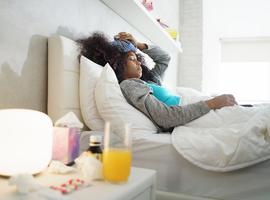 Les consultations pour syndrome grippal continuent de diminuer (Sciensano)