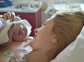 Aantal bevallingen in Vlaanderen overschrijdt opnieuw de kaap van 60.000