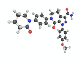 Apixaban in de preventie van veneuze trombo-embolie bij kankerpatiënten