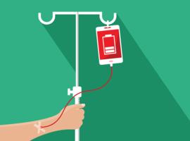 Les stocks de sang sont dans un état critique, alerte la Croix-Rouge