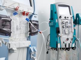 Le Centre de Santé des Fagnes met en service 13 postes d'hémodialyse à Chimay