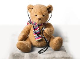 Wheezing associé à une infection virale chez l'enfant