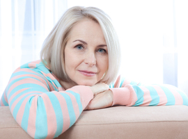 La ménopause:  un processus graduel