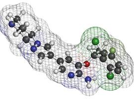 Le lorlatinib, un nouvel inhibiteur ALK/ROS1