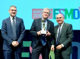 De ESMO-prijs 2019 uitgereikt aan professor Eric Van Cutsem (KULeuven)
