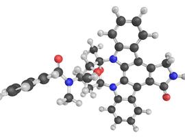 Midostaurine + chimio dans la LMA avec mutation FLT3