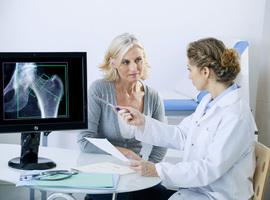 Hoewel osteoporose bij vrouwen veel voorkomt, weten ze weinig over de aandoening