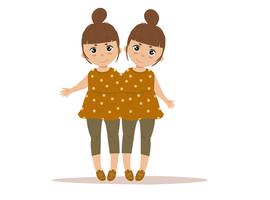Artsen proberen Siamese tweeling uit Bhutan te scheiden