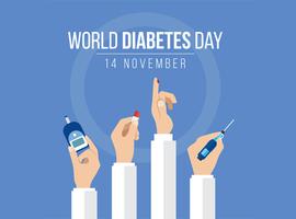 Wereld Diabetes Dag zet schijnwerpers op steun en houvast van gezin