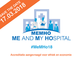 2e symposium MEMHO 'ME and My HOspital'