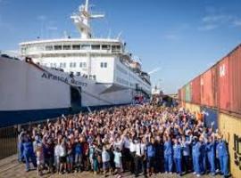 Met Fiat Panda naar Mongolië voor Mercy Ships