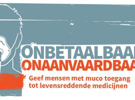 Al 25.000 handtekeningen voor petitie voor terugbetaling medicatie tegen mucoviscidose