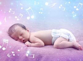 Muziektherapie voor zieke pasgeborenen