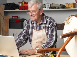 Halftijds pensioen op komst?
