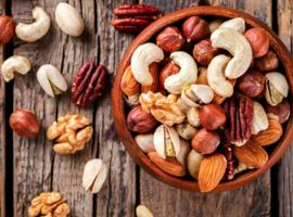 Consumptie van noten aanbevolen voor diabetespatiënten
