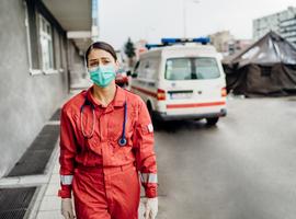 Geestelijke gezondheid: artsen in de frontlinie
