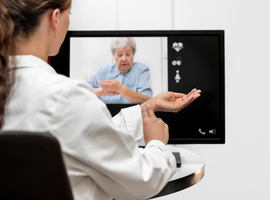 Telegeneeskunde: een leuke verrassing!