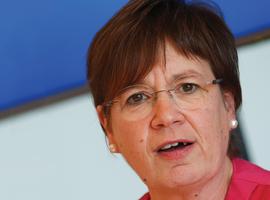 """Alda Greolidénonce """"une proposition de décret illégale et dangereuse"""" pour les hôpitaux universitaires"""