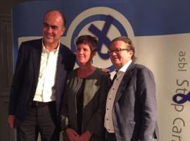 Marc Coucke lance une campagne de prévention du cancer colorectal à Durbuy