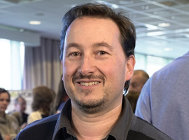 Dr. Philippe Devos, nieuwe Bvas-voorzitter: