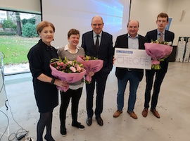 Eerste veiligheidsprijs gaat naar Huisartsenwachtdienst Noord-West-Vlaanderen