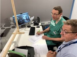 Rijnstate en OLVZ Aalst leggen PROMS en klinische data robotchirurgie samen