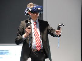 Virtual reality succesvol ingezet voor behandeling lymfoedeem