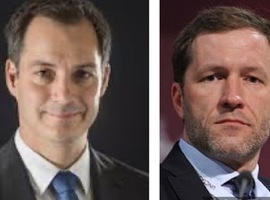 Le MR accepte un compromis, Paul Magnette et Alexandre De Croo désignés co-formateurs