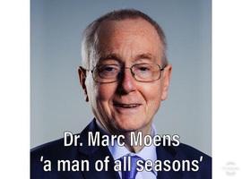 Huldesymposium ter ere van Dr. Marc Moens