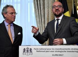Les soins de santé et le numérique en bonnes places dans le pacte national pour l'investissement en Belgique