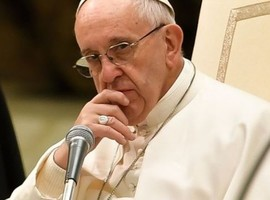 Le pape compare certains avortements à un eugénisme