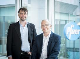 Pfizer s'associe à start it @KBC pour stimuler l'innovation dans le secteur medtech
