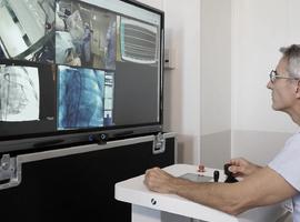 Une angioplastie coronaire robotisée à plus de 100 km de distance, une première en Europe