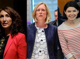 Drie nieuwe Waalse ministers bevoegd voor gezondheid