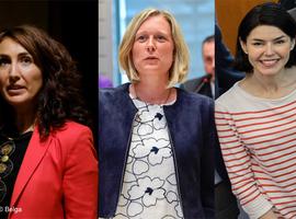Les trois nouvelles ministres «rencontreront les professionnels de la santé»