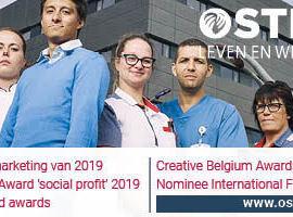 AZ Damiaan pakt uit met Ostenders als ultieme HR-promotie