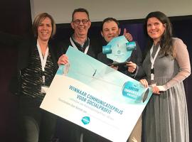 Ostenders AZ Damiaan bekroond tot beste communicatieactie van 2019