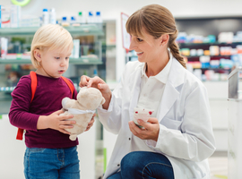 Welke farmaceutische zorg in de pediatrie?