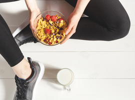 L'alimentation: de l'alpha à l'oméga