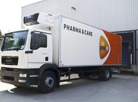 PostNL Pharma & Care: prêt pour le transport du vaccin contre le Covid-19