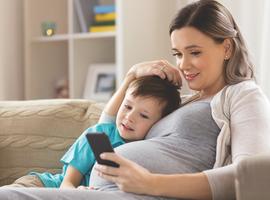 Femmes enceintes, enfants et objets connectés... prudence...(Electrosmog Appeal)